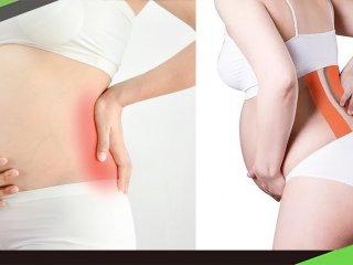 孕期腰痠背痛新選擇?痠痛貼布OUT!肌內效貼布教你一招搞定