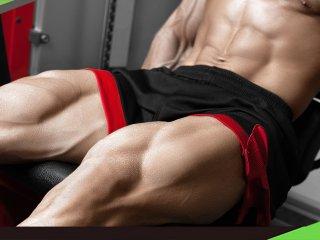 郭老師的跑步教室》避免膝蓋受傷的鍛鍊秘訣:鍛鍊大腿前側股四頭肌群