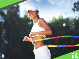 別再相信呼拉圈能瘦腰 小心搖到脊柱扭轉