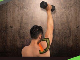 【健身貼紮】告別健身肩膀痛 強化三角肌、保護肩關節的四招貼紮