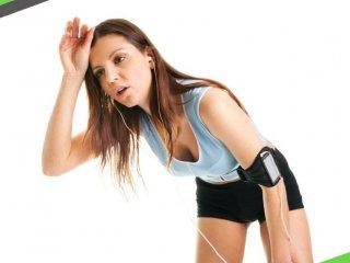 小心越運動越「虛」6步驟解決運動後疲勞
