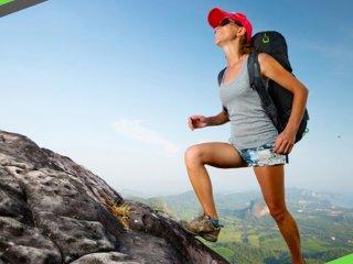 登山是誰都可以做得到的運動