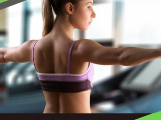 【健身貼紮】高強度健身操垮斜方肌 放鬆密技馬上學