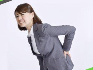 男女老幼都怕閃到腰 五個步驟教你簡單急救預防