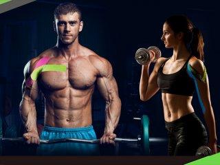 肌內效=酸痛貼布?三大原理教你認識肌內效