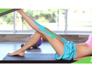 健身秘密武器-巧妙使用肌貼,增強表現同時預防傷害