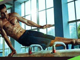 想成為李智凱第二 先學好競技體操常見傷害貼紮