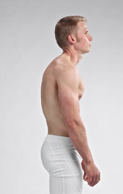 Posture Upper Back Curved